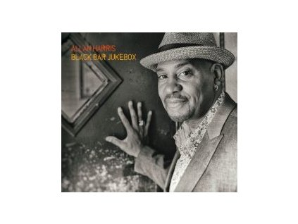 CD: Allan Harris - Black Bar Jukebox