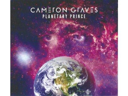 2LP: Cameron Graves – Planetary Prince