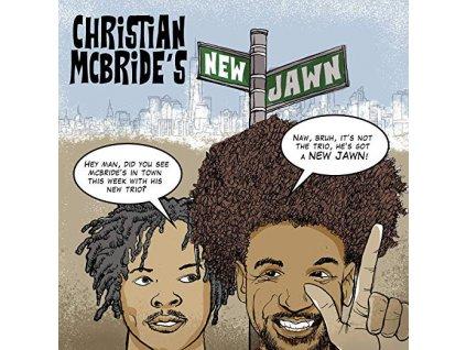 2LP: Christian McBride – Christian McBride's New Jawn