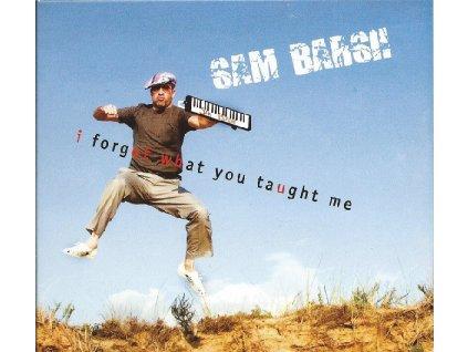 CD: Sam Barsh – I Forgot What You Taught Me