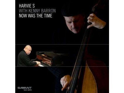 CD: Harvie S with Kenny Barron – Now Was The Time