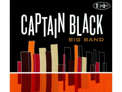 CD:  More images  Captain Black Big Band – Captain Black Big Band