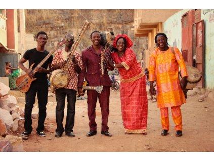 8 Harouna Samake Band photo by Carolina Vallejo