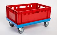 nové vozíky řeznictví u slavíků