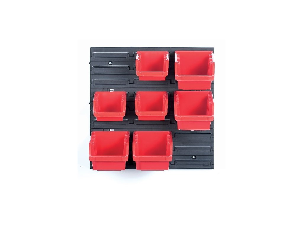 ordeline 7 boxů