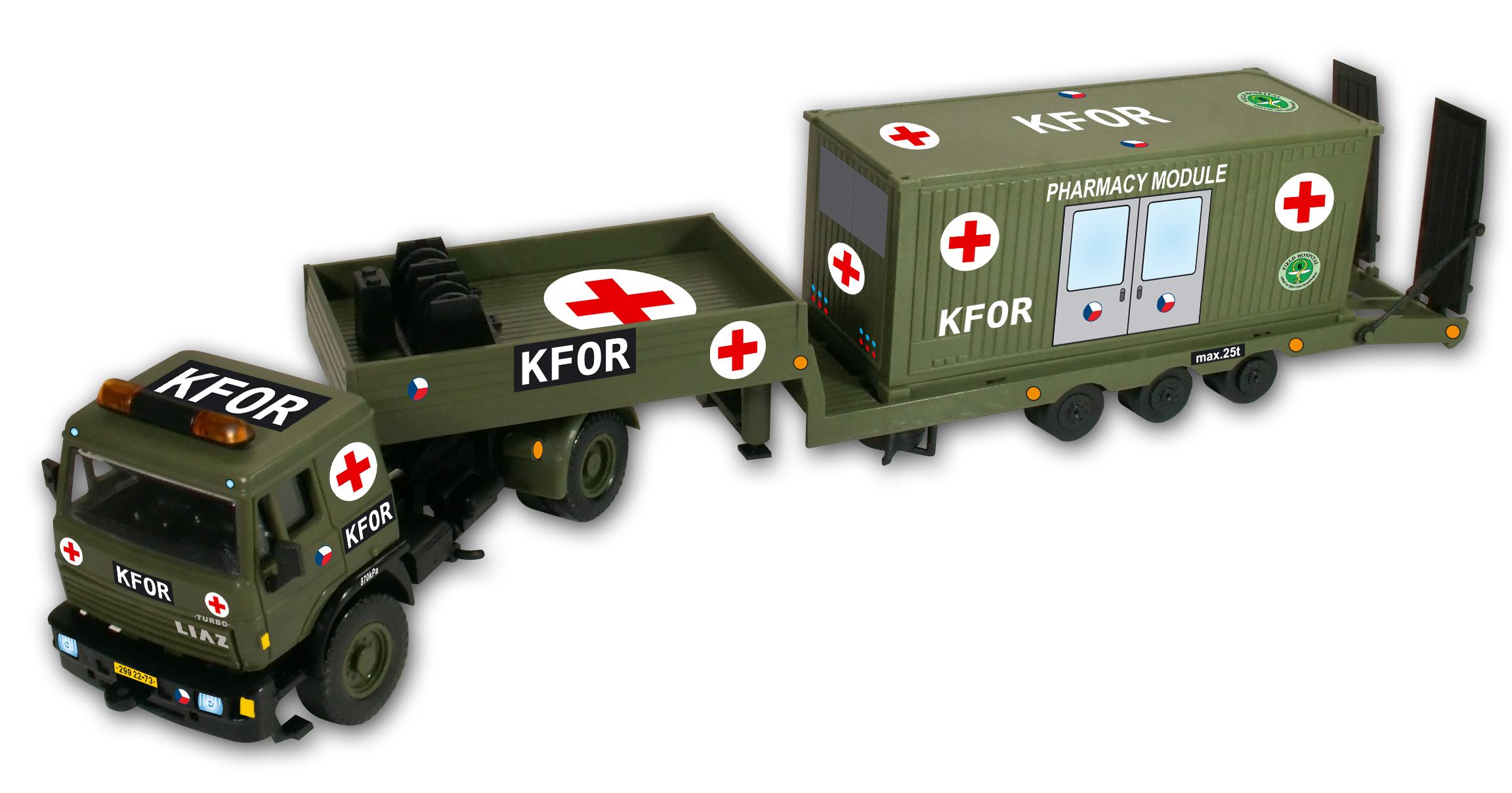 Liaz KFOR Medical