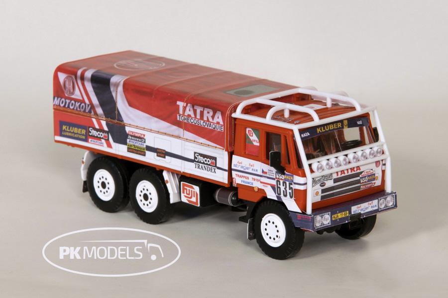 Tatra 815 dakar 635