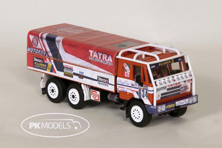 Tatra 815 dakar 634