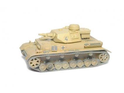 Střední tank PzKpfw IV Ausf. F