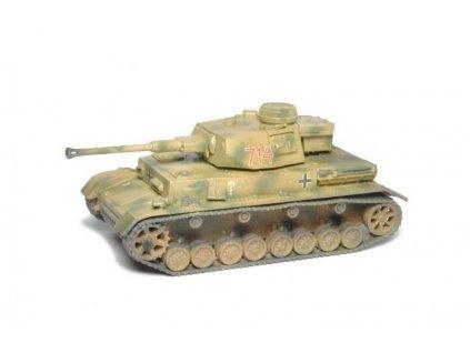 Střední tank PzKpfw IV Ausf. F2