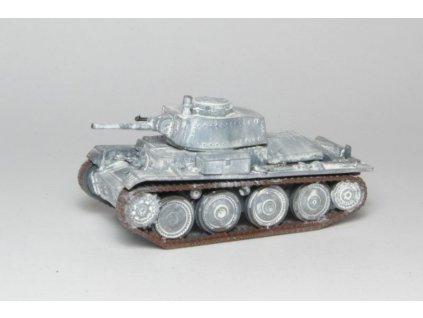 Lehký tank Praga Pz.38 Ausf. D