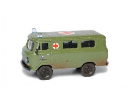 Zdravotnický automobil UAZ 452-Z