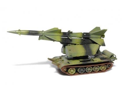 Protiletadlový systém S-75 Cuban na podvozku T-54
