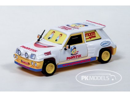 PK Models 1291 Montik bile pozadi