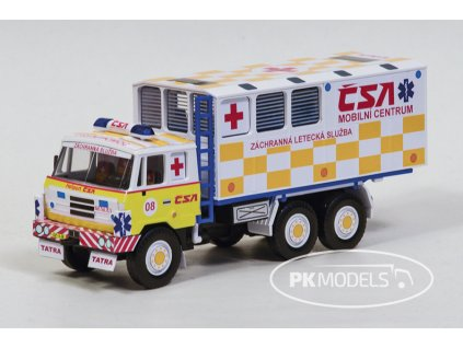 PK Models 1328 CSA Heliport 08 bile pozadi
