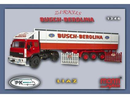 1246 Zirkus Busch Berolina