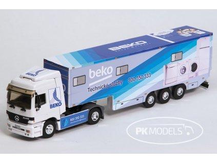PK Models 1295 Beko bile pozadi