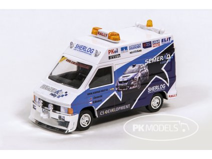 PK Models 1347 Semerad Sherlog bile pozad