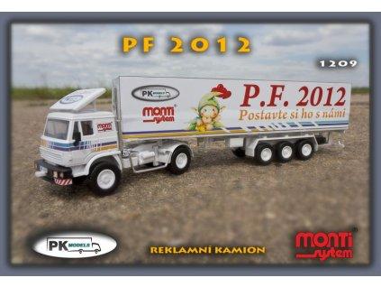 liaz s navesem pf 2012