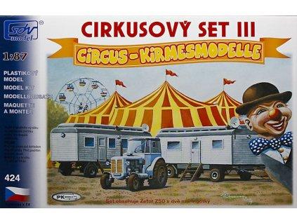 cirkusový set  III.