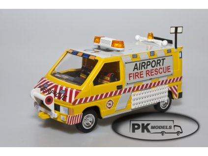 Renault Trafic Airport fire rescue
