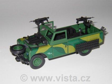 Land Rover Commando