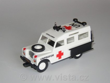 Land Rover UNPROFOR Ambulance