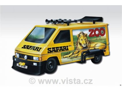 Renault Traffic ZOO Safari