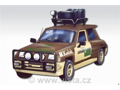 Renault R5 Expedition