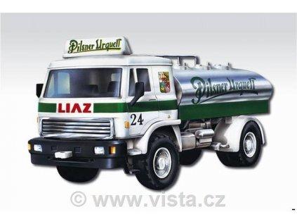 LIAZ cisterna Pilsner Urquell