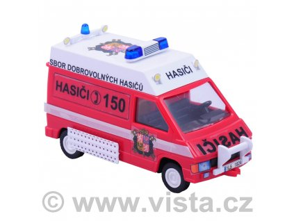 Renault Traffic Sbor dobrovolných hasičů