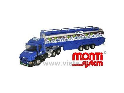 Scania T cisterna Madeta