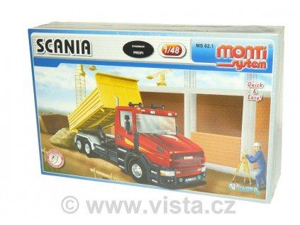Scania T sklápěč
