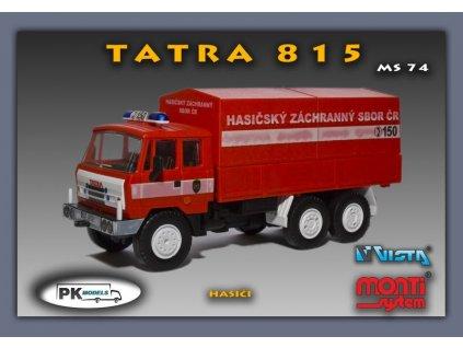 Sběratelský magnet MS 74