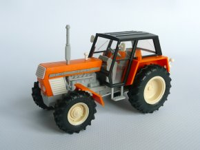 URSUS C-385 - stavebnice 1:43 - oranžový