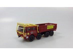 TATRA 813 Truck trial
