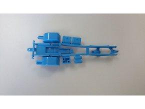 Dílek podvozek Liaz modrý