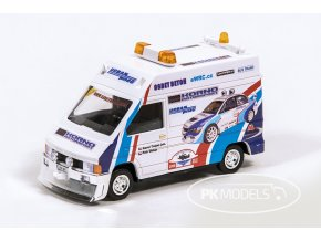 PK Models 1349 Kornomotorsport bile pozadi