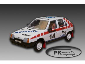 FAVORIT rallye special retro