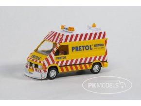 Renault Trafic PRETOL technic