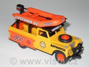 Land Rover Baywatch