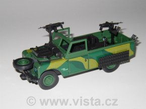 Land Rover Commando