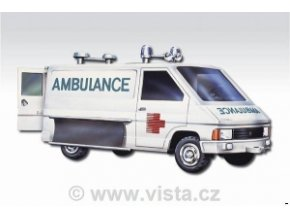 Renault Traffic Ambulance
