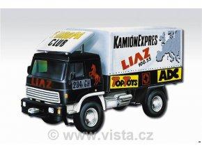 LIAZ 100.55 valník Kamión Express