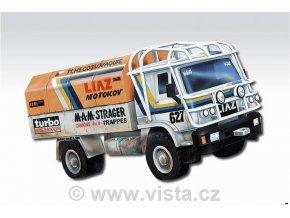 LIAZ 4x4 Dakar