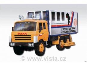 Tatra 815 6x6 Expedice