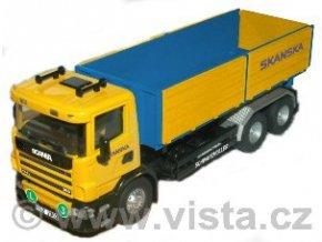 Scania sklápěč Skanska