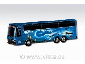 Autobus Atlantic Dolphinarium