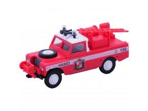 Land Rover HASIČI