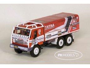 TATRA 815 VD 6x6 - DAKAR 635